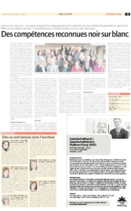 thumbnail of 201305-Journal-USAM-mai-2013-Des-competences-reconnues-noir-sur-blanc