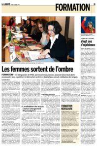 thumbnail of 201404-La-Liberte-9-avril-2014-Les-femmes-sortent-de-l-ombre
