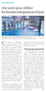 thumbnail of Article Quotidien Jurassien – 13 mars 2018