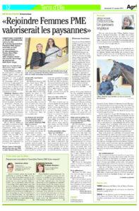 thumbnail of FemmesPME – AGRI janvier 2017