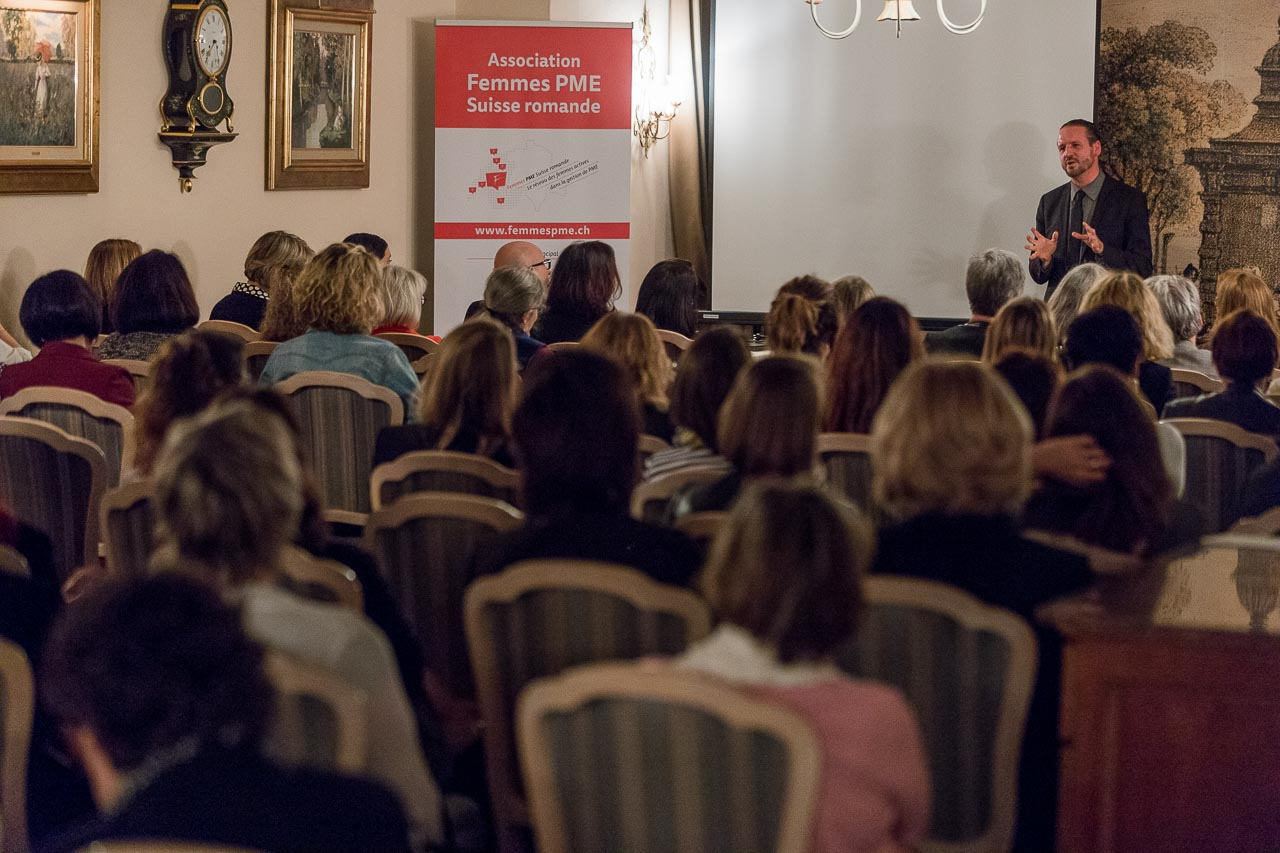Assemblée générale, mars 2018, Femmes PME
