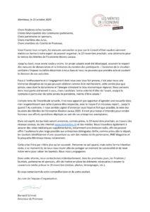 thumbnail of Information cérémonie Mérites 2020