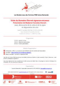 thumbnail of Invitation Domaine Chervet