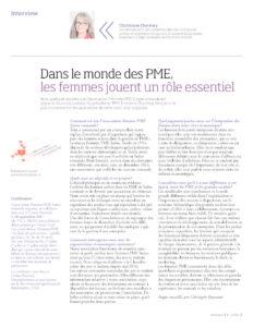 thumbnail of Patrons Juil-août 2017.- article FemmesPME