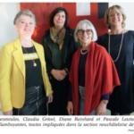 L'équipe de Femmes PME Suisse romande