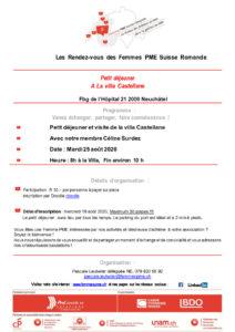 thumbnail of invitation petit déj castellane 1